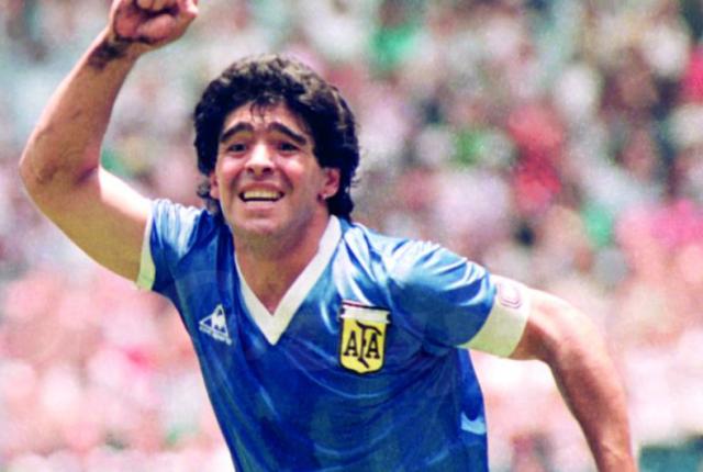 Maradona-camiseta