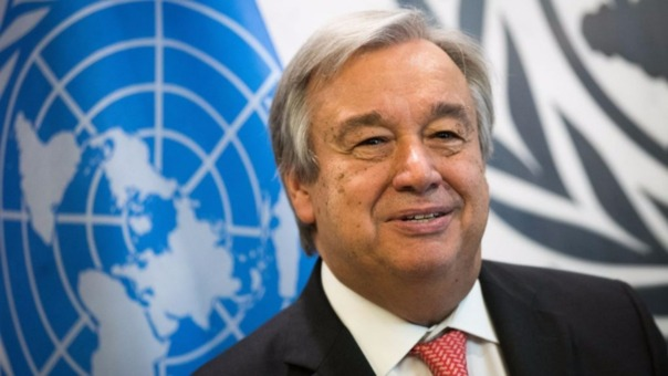 Secretario General de las Naciones Unidad